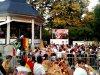 Musikpavillon im Clara-Zetkin-Park, südwestlich vom großen Kreisel
