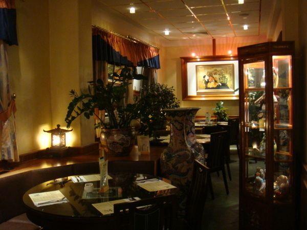 restaurant china restaurant majestic straubing k chen. Black Bedroom Furniture Sets. Home Design Ideas